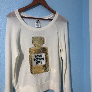 Other - Perfume bottle sweater